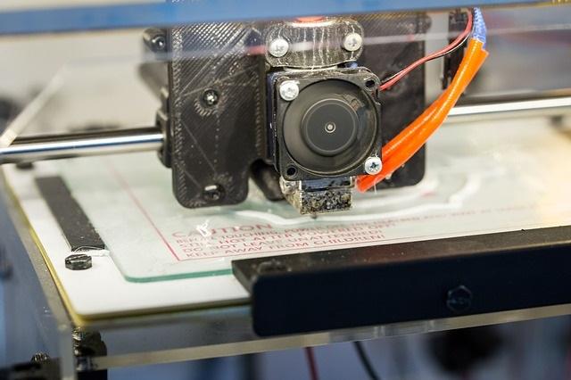 goedkope 3d printer plaatje